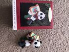 MIB 1999 Hallmark Keepsake Ornament Child's Fourth Christmas Panda Bear