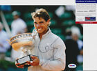Rafael Nadal Tennis Cards, Rookie Cards and Autographed Memorabilia Guide 25