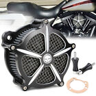 Air Cleaner Intake Filter For Harley Dyna Fatboy Softail 93 15 Touring 97 07 USA