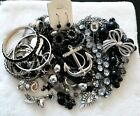 LOT 968GOOD USED ALL WEARABLE JEWELY LOT