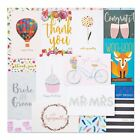 48 Pack Assorted All Occasion Greetings Includes Birthday Wedding Thank You