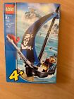 Vintage lego pirate ship set /38pcs  NEW. Ages 4&up. Lego Set#7072