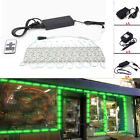 20-100-320pcs 5054 Smd 6 Led Module Lights Fairy Strip Lamp With Remote Power