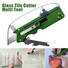 US Green Multifunction Foldable Glass Tile Cutter Blade Cutting Craft Hand Tool