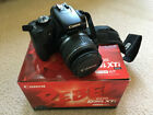 Canon EOS Digital Rebel XTi EOS 400D 101MP Digital SLR Camera Black Body O