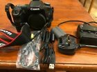 CANON EOS 50D  DIGITAL SLR CAMERA IN BLACK - BODY ONLY ! MINT CONDITION