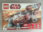 LEGO Star Wars Pirate Tank 7753 Spec'l Edition NISB sealed box Mini Figures Obi