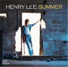 Henry Lee Summer (1988) CBS Records CD NEW