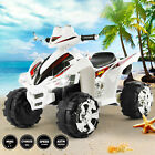 12V Electric Ride On Car ATV Quad Kids Toy Whit LED Lights and Music