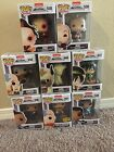 Pop Movies : AVATAR : The Last AirBender Complete Set of 8