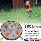 Universal String Weed Cutter Trimmer Head Mower Replacement Fitting Tool Kit US