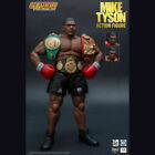Mike Tyson With 3 Head Sculpts 1 12 Scale Action Figure New