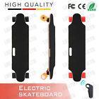 Ancheer Electric Skateboard Longboard Remote Control  Charger Black Long Board