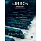Greatest Hits: The 1990s for Piano - Piano/Vocal/Guitar Songbook