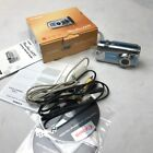 CANON POWERSHOT A470 7.1MP DIGITAL CAMERA,Boxed,Charger,Cables,Instructions,