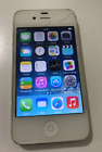 Apple iPhone 4 16GB White Broken For Parts