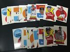 2018 Topps MLB Sticker Collection Baseball Cards 17