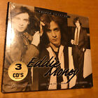 EDDIE MONEY Triple Feature 3 Early Releases (2009 Three CD SET) BRAND NEW SEALED