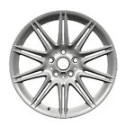 71609 OEM Reconditioned Alloy Wheel Front 19 X 8 All Painted Bright Silver Met