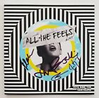 Fitz And The Tantrums Band Signed All The Feels CD Booklet Rare Auto 123456 RAD