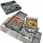 Battle Systems Urban Apocalypse Terrain Art Deco High Rise Modern TWD THG