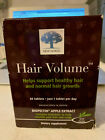 New Nordic Hair Volume With Apple Extract Supplement, 90 Tablets, 3 Month Supply