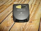 Kenwood Personal Portable CD Player 1995 51225276 DPC-361 Compact Disc NO CORDS
