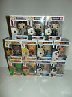 11) Funko Pop Street Fighter Tekken Assassin's Creed Lot Set Toys R Us Exclusive