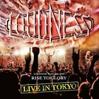 Loudness - Loudness World Tour 2018 Rise To Glory Live (CD Used Very Good)