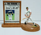 JOSE CANSECO Oakland A's Starting Lineup MLB SLU 1991 Headline Collection Figure