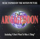 Armageddon: Music Inspired By by Various Artists (CD, Sep-1998, Big Ear Music)