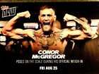 2017 Topps Now Mayweather vs. McGregor Trading Cards 13