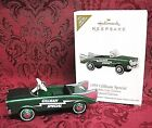 HALLMARK 2012 SPECIAL EDITION ORNAMENT~1959 GILLHAM SPECIAL~KIDDIE CAR CLASSIC