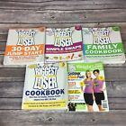 5 Biggest Loser Books 30 Day Jumpstart Simple Swaps Cookbook Weight Loss Planner