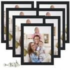 7 PCS Giftgarden 8x10 Picture Frame Multi Photo Frames Set Wall or Tabletop