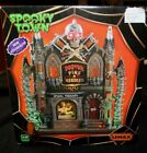 2019 LEMAX Spooky Town House Village - 'Pins and Needles' Light Up - NIB NRFB