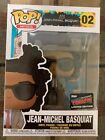 Funko Pop! Artists #02 Jean-Michel Basquiat 2019 NYCC Exclusive Official Sticker
