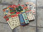 1990s Christmas Stickers Hallmark Sandylion American Greetings You Pick