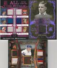 2017 Leaf In The Game ITG Used Hockey Cards 17