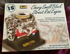 Revell Chevy Small Block Street Rod Engine Model NIB 1:6 Scale