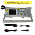 Dds Signal Function Generator Counter 0.01-100mhz Arbitrary Fy6900 Fy6800 60m