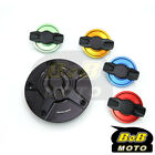 BLACK FCR 1/4 Quick Lock Gas Fuel Cap For Yamaha XJ 1300 SP 98 01 02 03 04 05