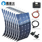 800w Flexible Solar Panel Solar System+60A Controller for Boat Camping Motorhome