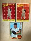 Comprehensive Guide to 1960s Mickey Mantle Cards 189