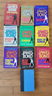 10 BOOKS MASTER SPY JAMES BOND by JOHN GARDNER HARDCOVER IAN FLEMING