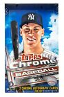 Lot of 2 2017 Topps Chrome Baseball Hobby Box Bellinger Judge