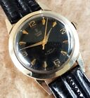 ROLEX-TUDOR 10K Gold Filled 1736 AUTOMATIC Cal. 390 HONEYCOMB Dial 34mm Mid Size