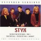 CD - STYX - Extended Versions - New