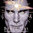 The Elusive Light and Sound, Vol. 1 by Steve Vai (CD, Jun-2002, Favored...