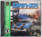 Video Game Playstation PS1 Driver You Are The Wheelman NEW SEALED Jewel